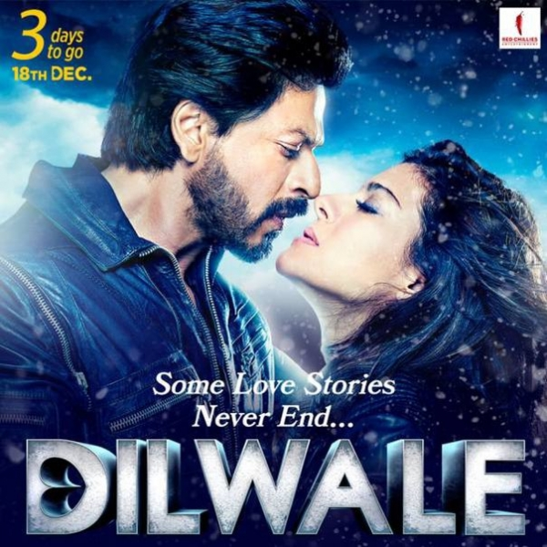 Dilwale (2015 Hindi) Full Movie Watch Online